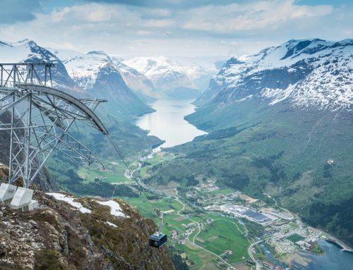 Hele Norge hele året, av Per-Arne Tuftin, Norsk Reiseliv