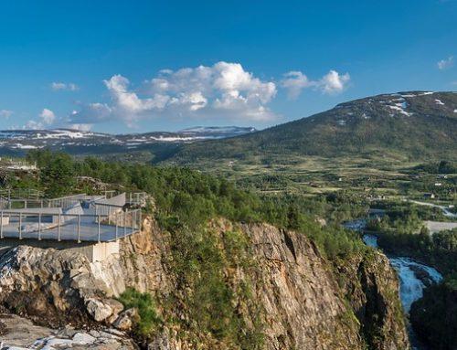 Vøringsfossen – Nasjonal turistveg Hardangervidda