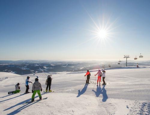 Heiskortomsetningen til nye høyder vinteren 2017/18